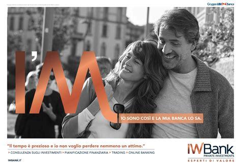 servizio clienti ubi banca iw bank investments si presenta ai clienti al via