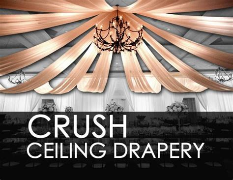 Ceiling Drapes For Sale by Ceiling Drapes Urquid Linen