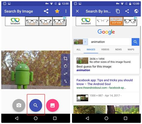 google reverse image search  android