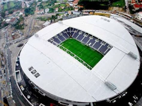 porto chions league fc porto stadium
