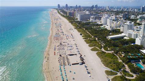 imagenes sobre miami alertan sobre bacteria fecal en playa de miami beach
