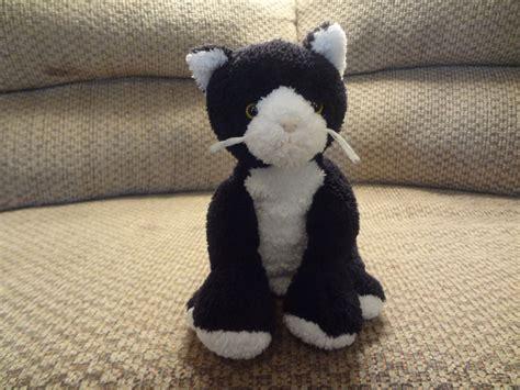 meyer lovey 10 meyer sweet rascals black white cat lovey plush 10 quot
