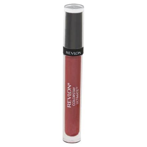 Kp2173 Lipstick Revlon Papan Revlon 4 Colorstay Soft Kode Tyr2229 5 revlon colorstay ultimate liquid lipstick 30 miracle mauve 0 1 fl oz jet
