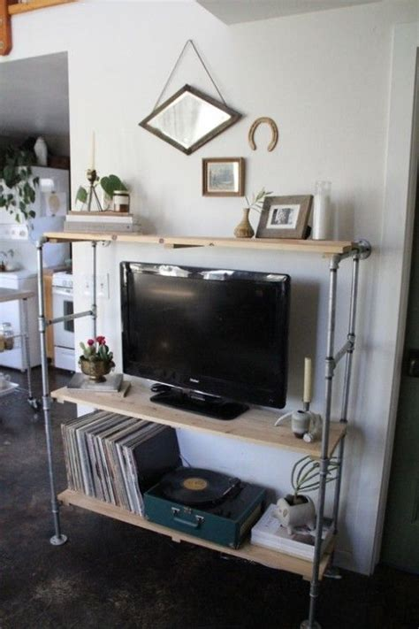 Plumbing Pipe Tv Stand by 1471 Best Diy Plumbing Pipe Scaffolding In Home