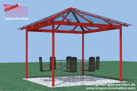 pavillon rund 4m glaspavillon pavillon direkt vom hersteller krauss gmbh
