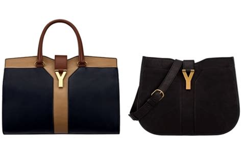 The Yves Laurent Handbags Fall 2008 Collection by Frockage Yves Laurent 2012 Bags Collection