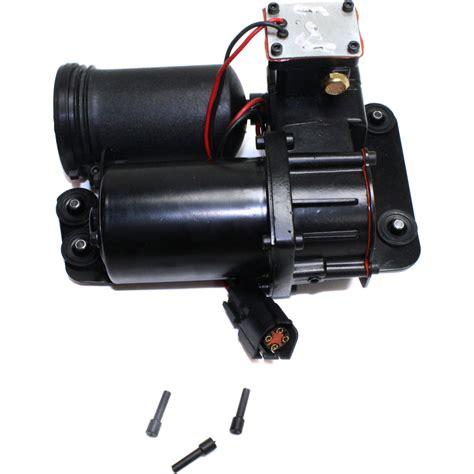 new lincoln viii 8 air ride suspension compressor