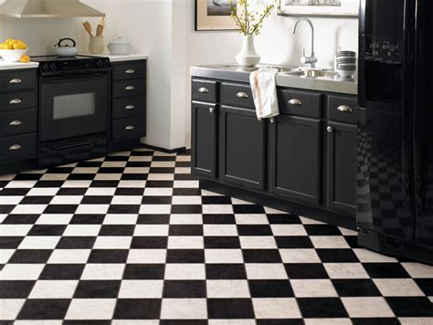 slate bathroom tile Kitchen Traditional with Black and