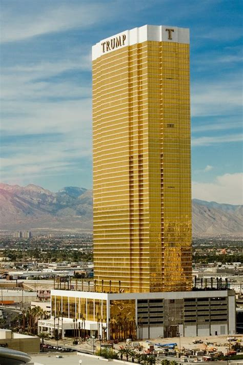 Trump Tower Gold | gold trump tower las vegas nv quot trumped quot in excess