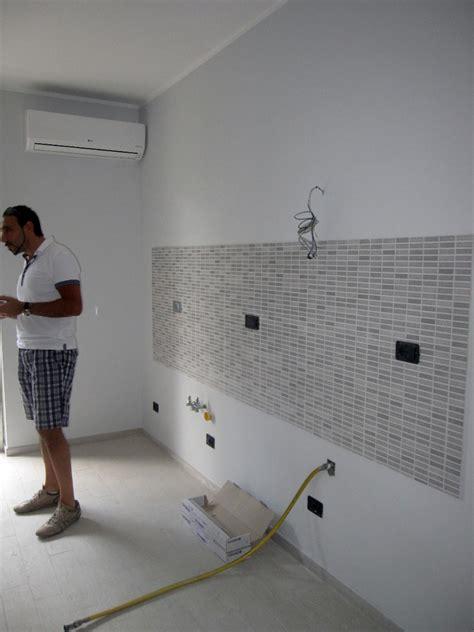 mosaico rivestimento cucina foto rivestimento cucina con mosaico di 3g snc 125411