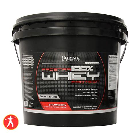 Whey Protein10lbs ultimate nutrition prostar whey protein 10 lbs 4 5kg
