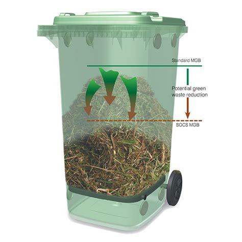 compost container garden 240l organics compost container wheelie bins
