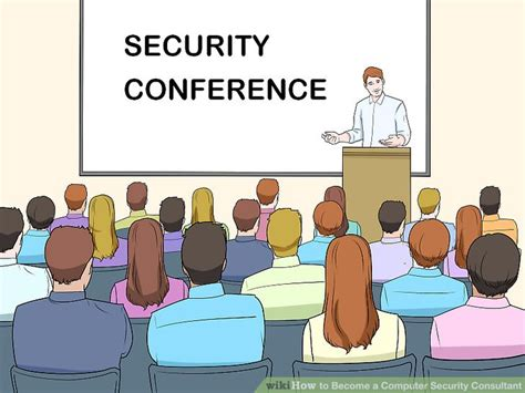 how to become a computer security consultant with pictures