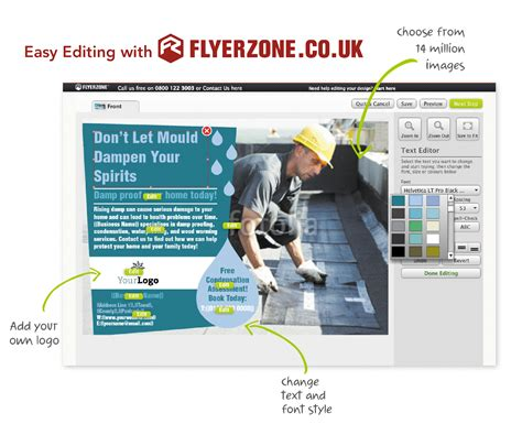 Plumbing Blogs by Get Personalised Plumbers Flyers In Minutes With Flyerzone