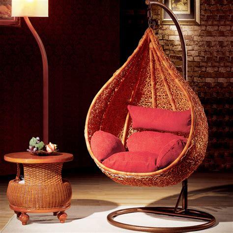 hanging indoor rattan swing chair furniture rocking chair rattan swing hanging indoor wicker
