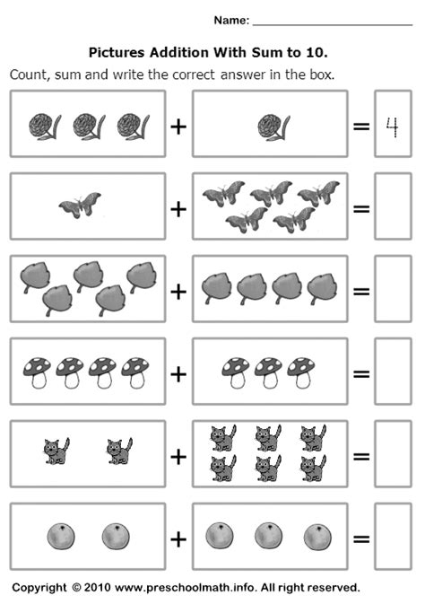 free printable math games for kindergarten students kindergarten math worksheets math worksheets for