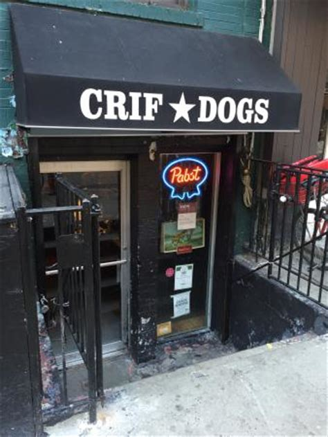 crif dogs nyc crif dogs2 picture of crif dogs new york city tripadvisor