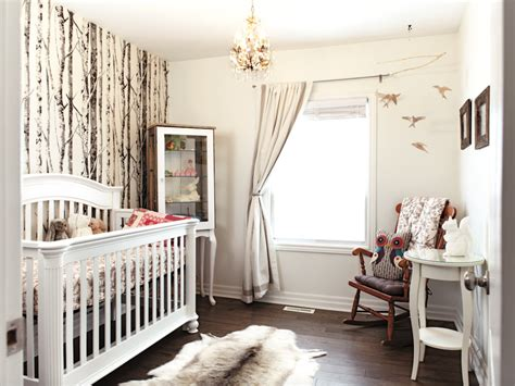 how to create a woodland nursery