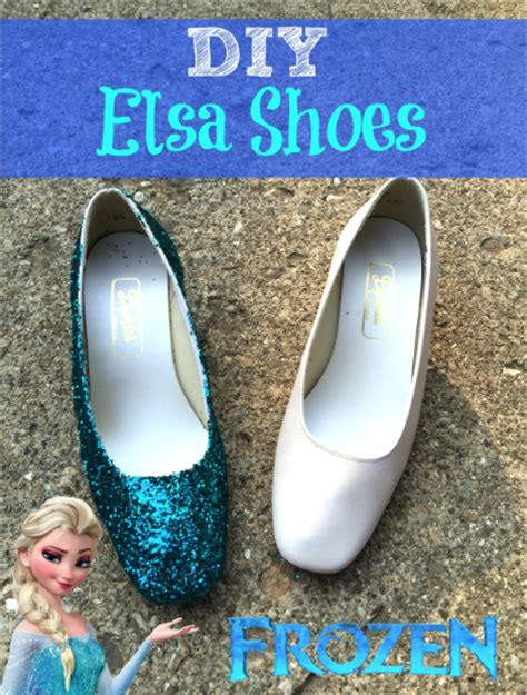 diy elsa shoes diy elsa shoes 28 images disney frozen princess elsa