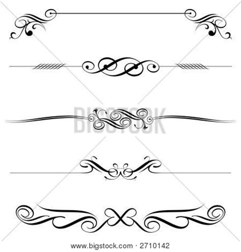 decorative horizontal line word 2016 decorative horizontal line word