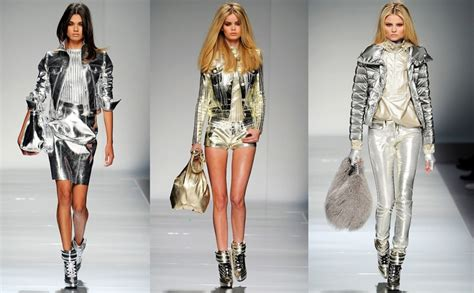 Winter Fashion Trends Alert by Trend Alert Holographic Fashion Details For 2013