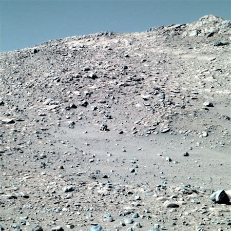 what is the real color of the sky the real mars photo of blue sky with color