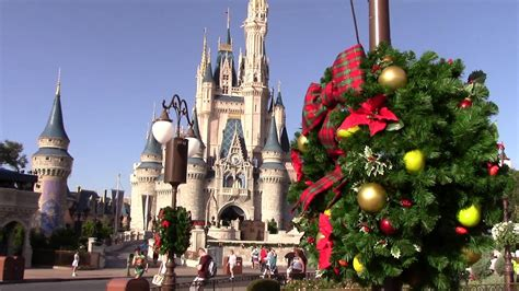 cinderella castle u s a decor 2016 daytime the magic kingdom