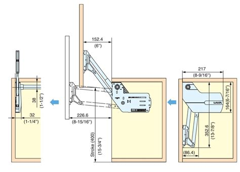Vertical Cabinet Door Stays Vertical Door Stays Bi Fold Cabinet Door Hinge Dectophingestayliftaclfa