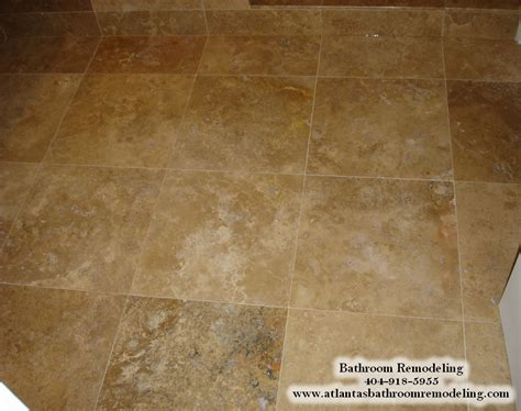 is travertine good for bathroom floors is travertine for bathroom floors 28 images 20