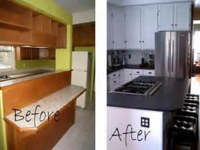 small kitchen remodel before and after ideas decor trends