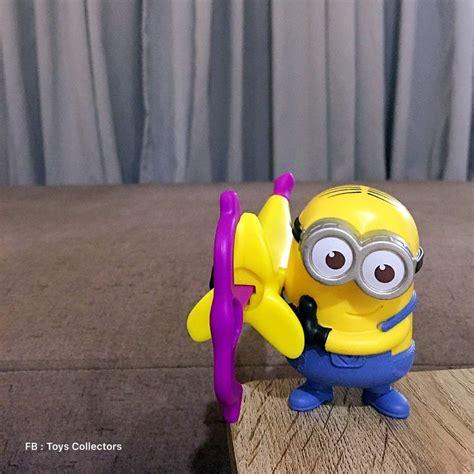 Mainan Despicable Me 3 Minion Banana Launcher Minions No10 Mcd mcd despicable me 3 toys amino