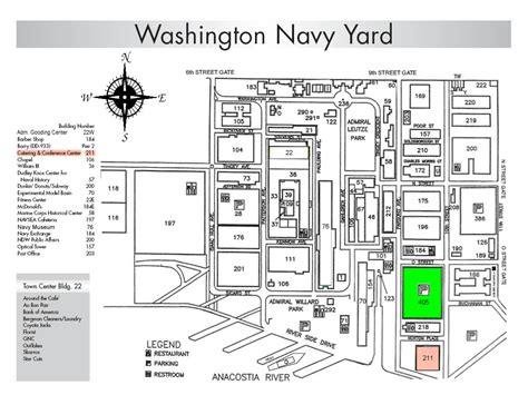 washington dc map navy yard map of washington navy yard washington dc map