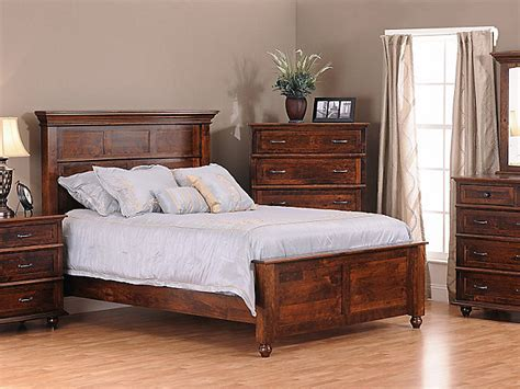 Amish Bedroom Sets by Amish Bedroom Collections Decorating Ideas