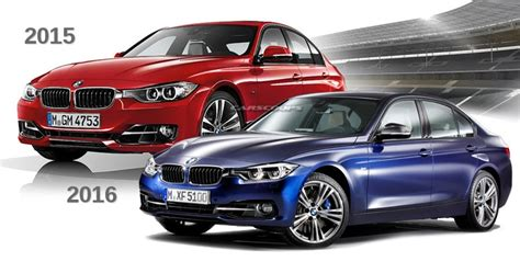 how much is a change for a bmw how much has the facelift changed the bmw 3 series