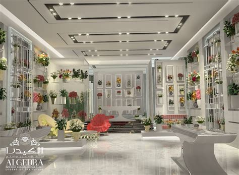 خدمات التصميم الداخلي للمحلات في الإمارات الكيدرا