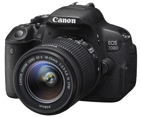 Canon Eos 700d New canon eos 700d dslr launched