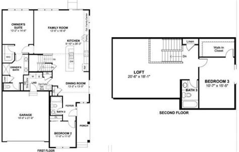 willow floor plan willow model in the meadowridge villas subdivision in
