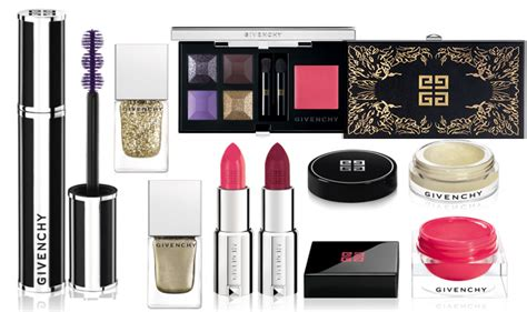 Makeup Givenchy givenchy extravaganzia makeup collection for autumn 2014