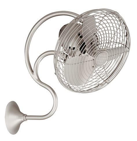 wall mounted fans matthews fan co atlas melody oscillating wall fan wall