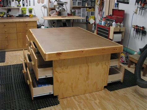 assembly table  charlie  lumberjockscom