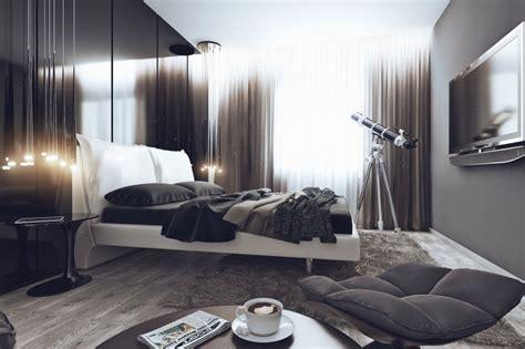 chambre parquet gris id 233 es pour d 233 corer une chambre 224 coucher masculine