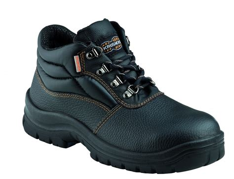 Sepatu Krusher Florida Safety Shoes Krusher Florida Black Brown krushers safety shoe florida black s1 eh safety footwear horme singapore