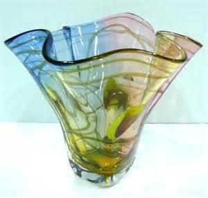 art glass vases hand blown vases art glass vase bouquet