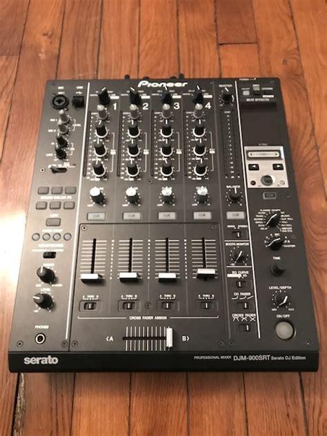 marche console dj djm 900srt pioneer djm 900srt audiofanzine