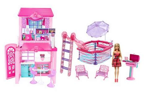 barbie doll beach house barbie house with furniture roselawnlutheran
