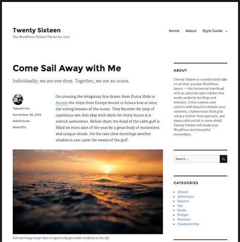 blogger themes kostenlos die 5 besten wordpress themes f 252 r deinen blog kostenlos