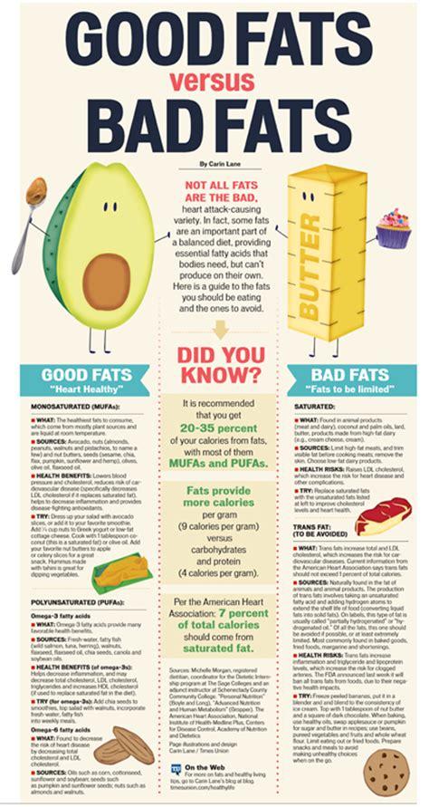 healthy fats vs protein fats versus bad fats