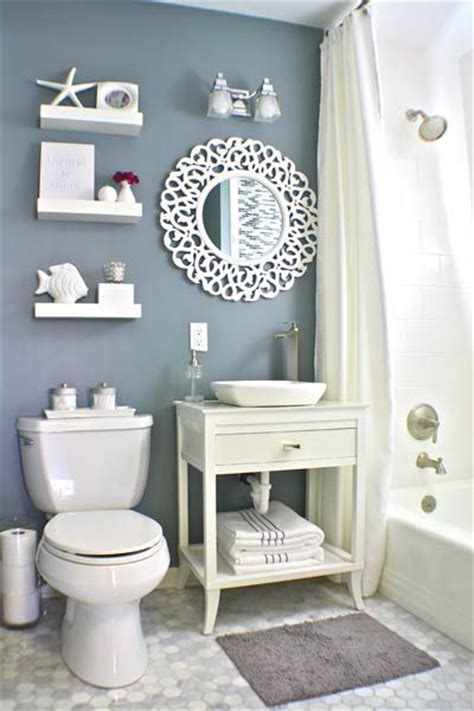 seashell bathroom ideas 40 stylish small bathroom design ideas decoholic