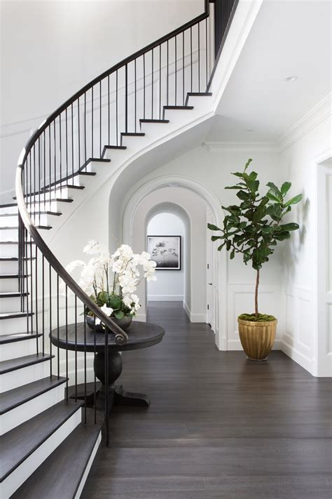 affordable hallway  staircase decorating ideas