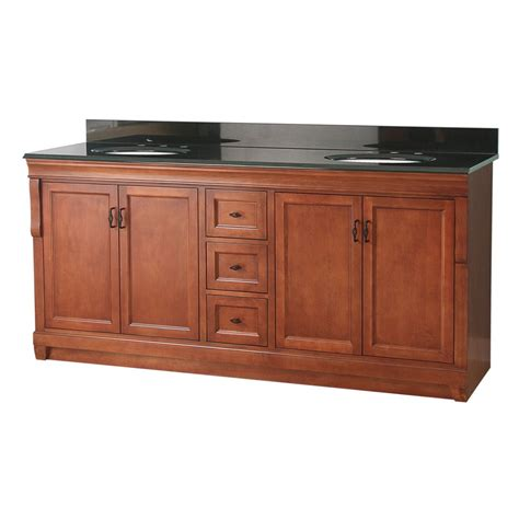 Naples 72 Inch Vanity Combo With Black Granite Top Cheap Bathroom Vanity Combos